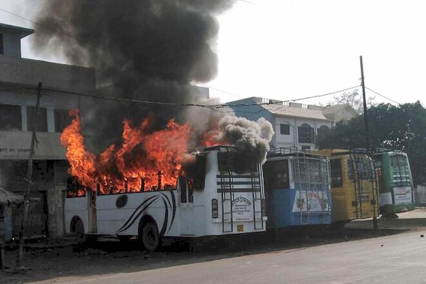 Fresh violence in UP's Kasganj