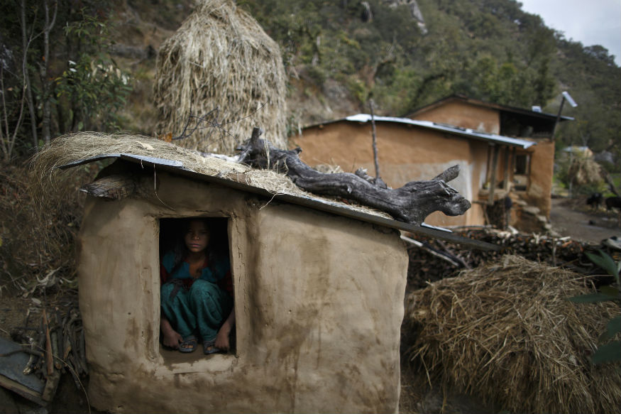 23-Year-Old Woman Dies in 'Menstruation Hut' in Nepal