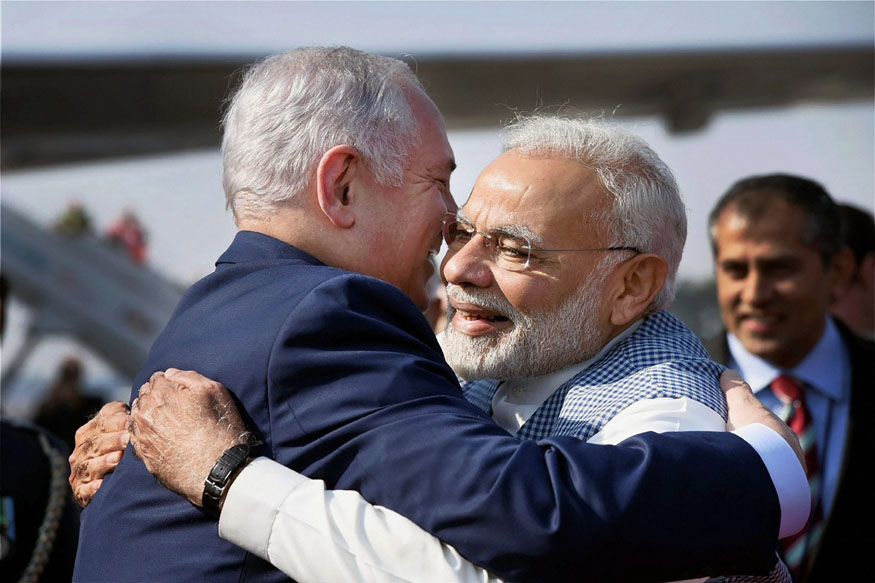 Modi-Bibi #Hugplomacy: Jhappi No Less A Cultural Export than Yoga and All Power to Modi for Promoting It