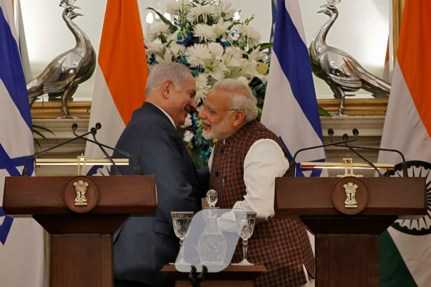 Netanyahu in Gujarat LIVE: Modi, Israeli PM to Embark on 8-km Roadshow Till Sabarmati Ashram