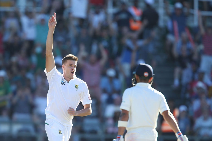 Morkel Criticises Centurion Pitch, Says Felt Similar to Bowling in