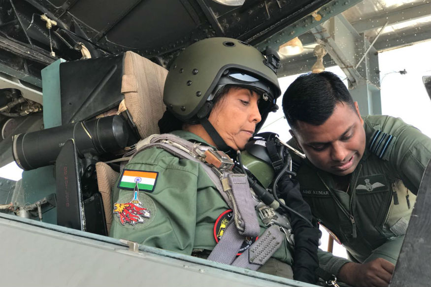 Nirmala Sitharaman Soars in a Sukhoi, But India's Air Prowess is on the Descent