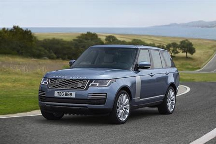 Range Rover confirms SV Coupe for Geneva unveil