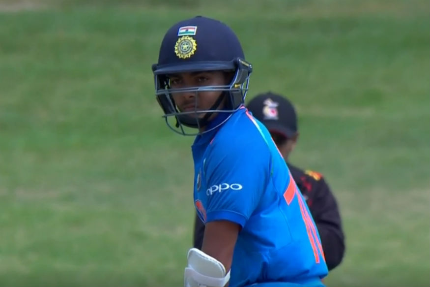 India vs Papua New Guinea, ICC U-19 World Cup, Highlights: As it