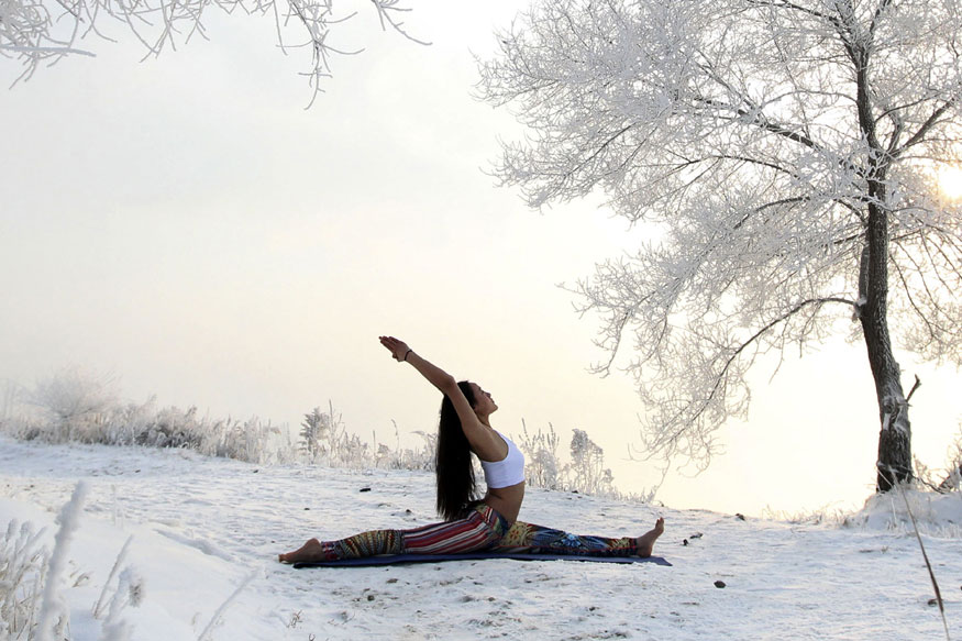 Yoga on Ice: Modi's Davos Delegation to Offer Classes During Summit