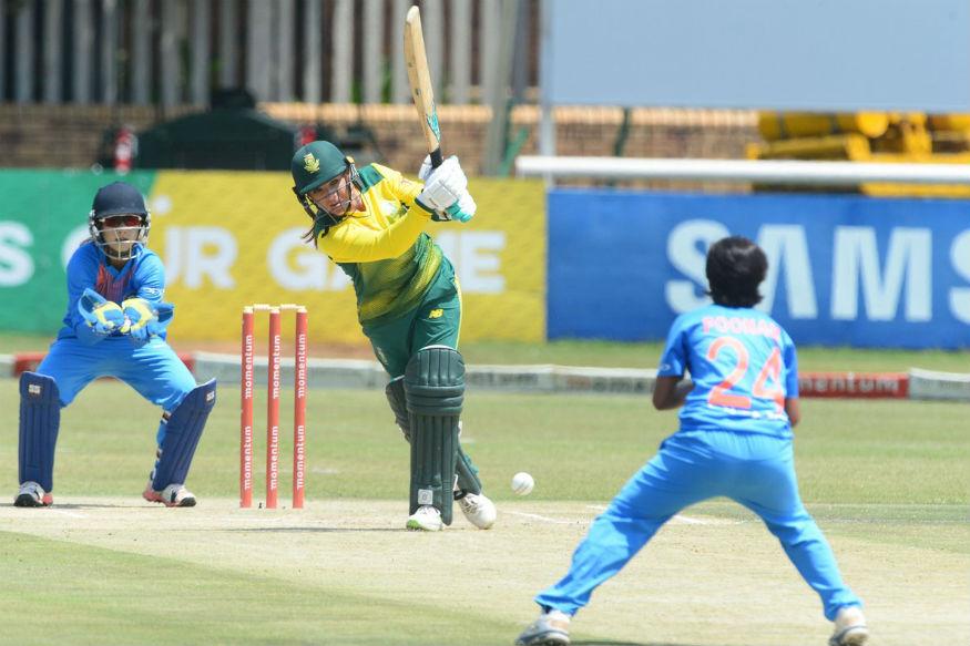 Indian Batting Collapse Allows Proteas Women to Keep Series