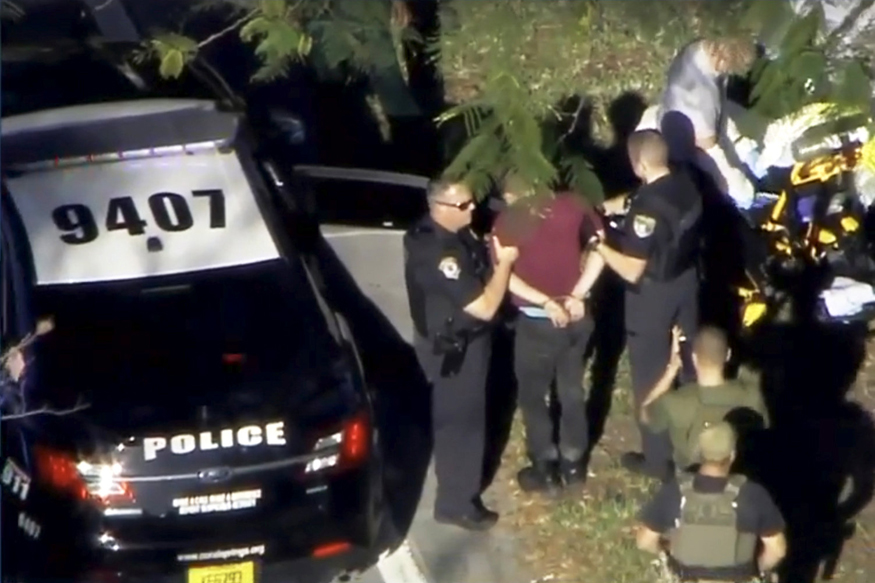 Florida School Shooting Suspect Made 'Disturbing' Social Media Posts