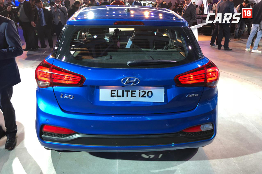 Auto Expo 2018: Hyundai launches new Elite i20 at Rs5.34 lakh