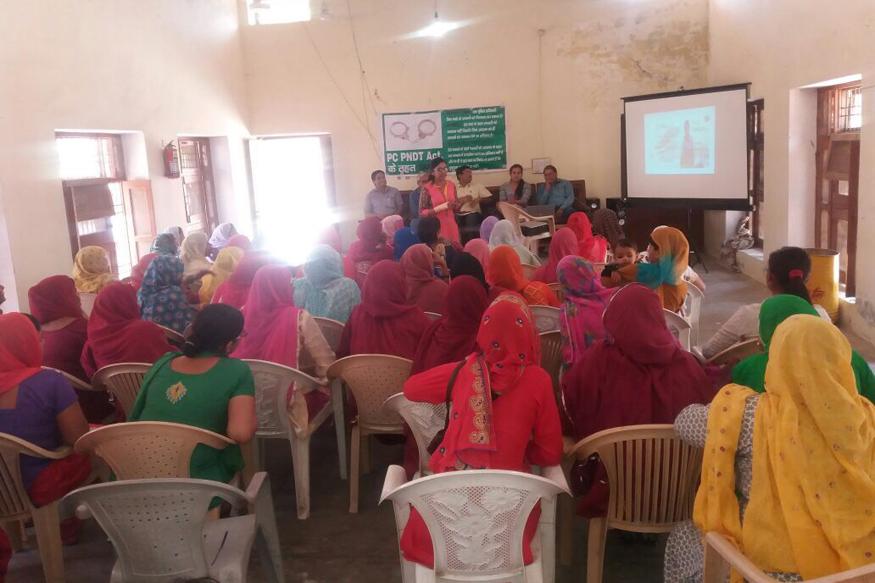 Jhajjar-PCPNDT workshop