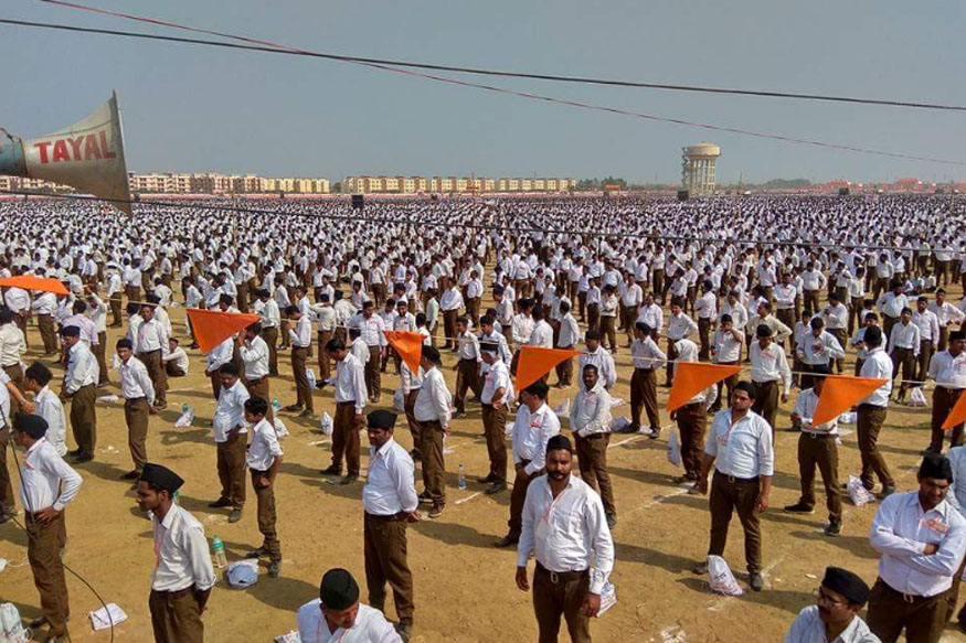 All Indians are Hindus, says RSS chief