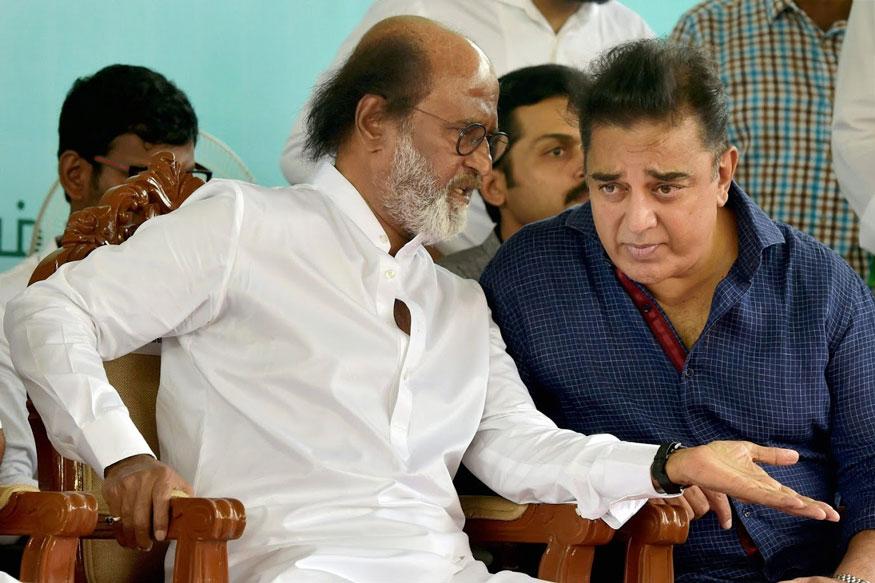 Rajinikanth Praises Kamal Haasan, Calls Him