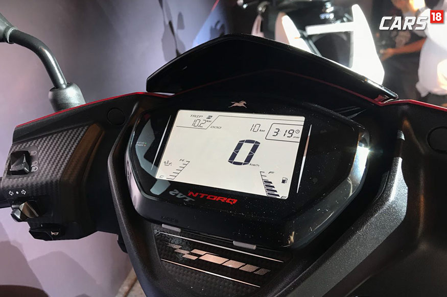 TVS NTorq 125 launched at Rs. 58750, comes with Navigation assist