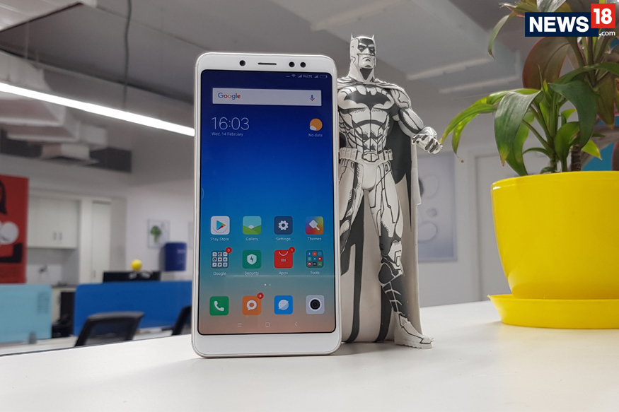 Xiaomi Redmi Note 5 Pro First Impressions Review: Xiaomi Enters 2018 With a Bang
