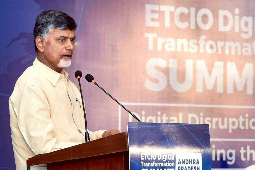 Demanding Special Status for Andhra Pradesh, Naidu Hits Out at Centre for Not Granting Financial