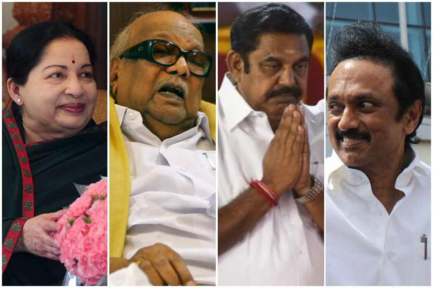 Unlike Jaya and Karunanidhi, EPS and Stalin Not Only Meet, But Also