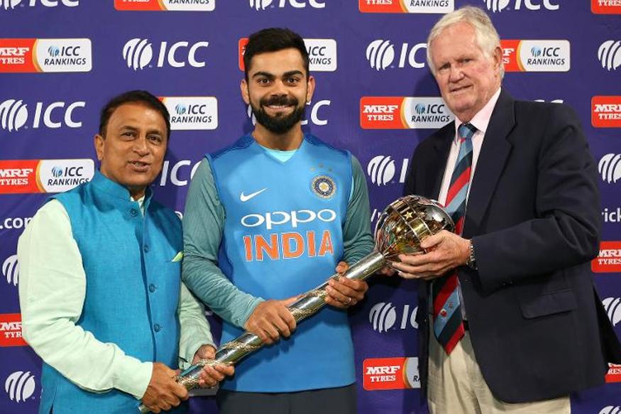 Kohli Thanks Fans After Getting ICC Test Championship