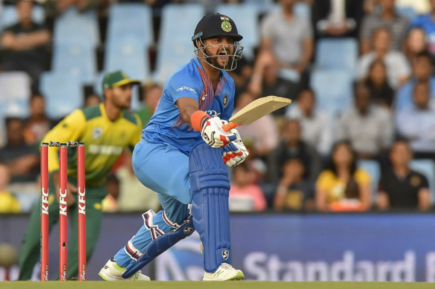 Suresh Raina Feels Intent is the Key to Success in Shorter