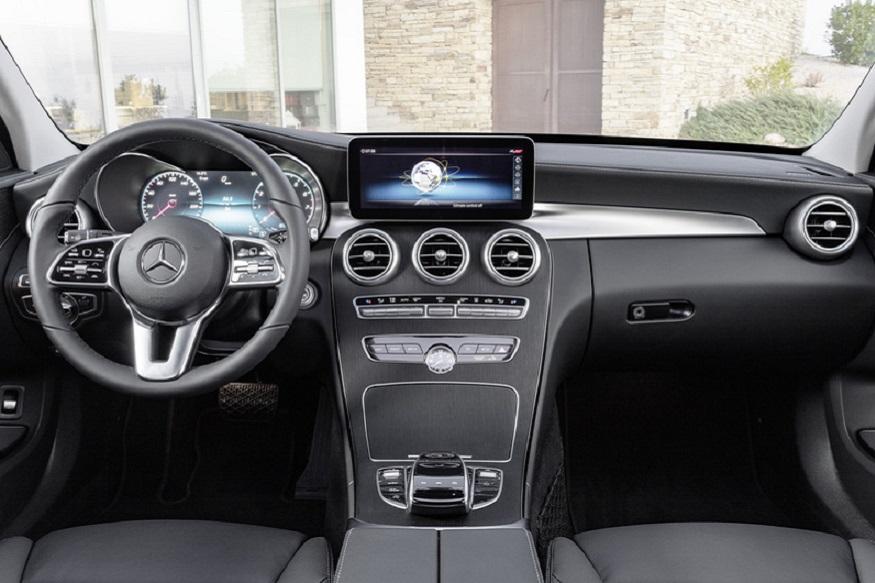 2019 Mercedes-Benz C-Class interiors. (Image: Mercedes-Benz)