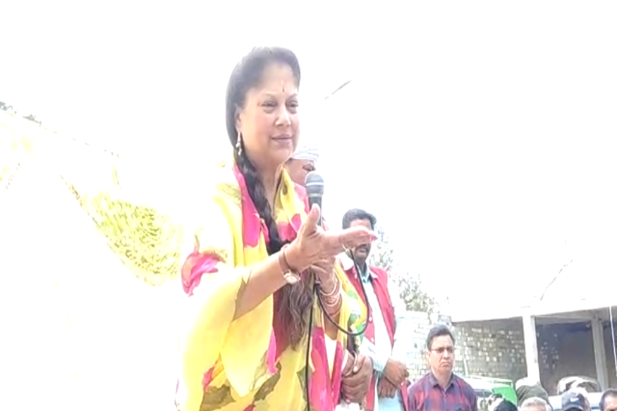 MP Minister Threatens Voters, Says You Will Get Water After You Stop Voting for the Congress
