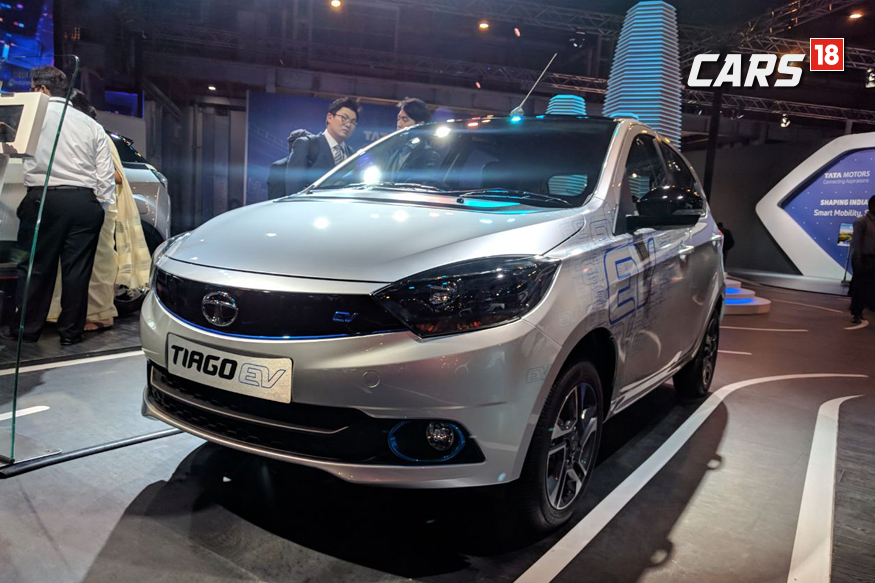 Tata Tigor EV. (Image: News18.com)