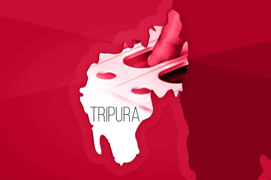 High Decibel Campaign Ends in Tripura; Voting on Februray 18