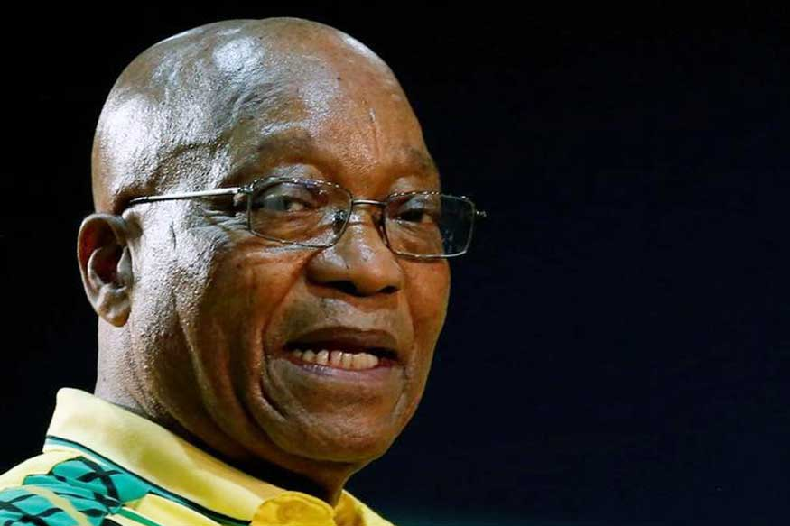 ANC Orders Jacob Zuma to Step Down as South African President