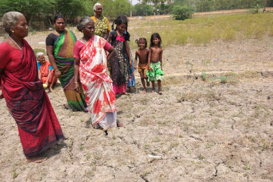 When a Bunch of Women Took over Farmlands in Drought Prone Maharashtra