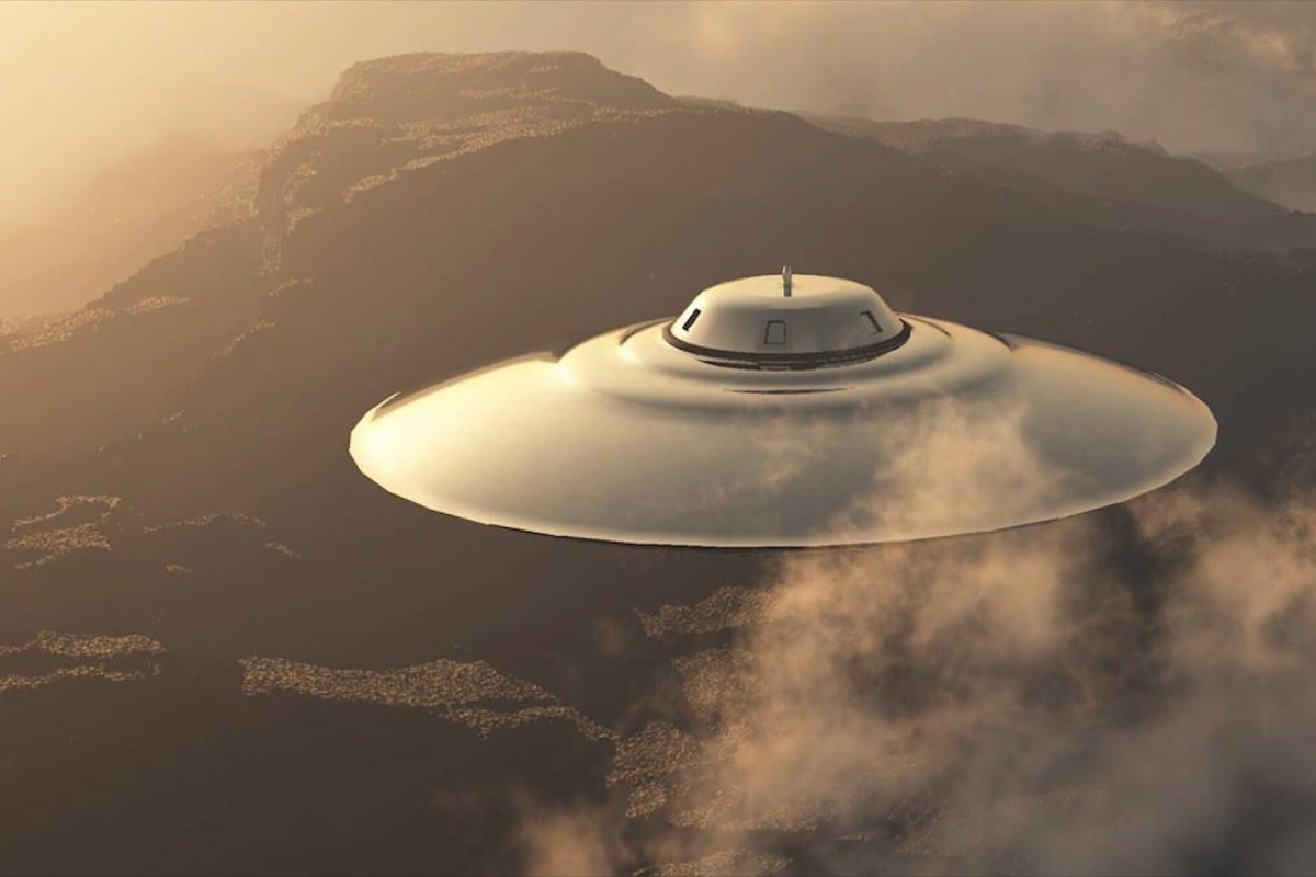 Flying Saucers And Aliens How A Journalist S Error Gave Ufos Their Unexplained Shape