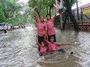 Monsoon Wading