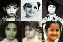 Childhood Pictures of Your Favourite Celebrities