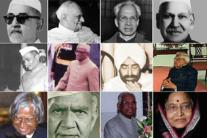 In Pics: The Presidents of India