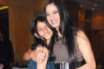 Is TV actress Shweta Tiwari celebrating her divorce?