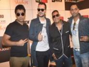 International star Edward Maya performs in Mumbai