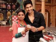 Photos: 'Nach Baliye 5' contestants on the sets of 'MasterChef India 3'