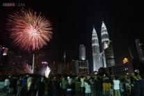 New Year 2014: Celebrations across the world
