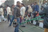 In pics: Delhi CM Arvind Kejriwal's first Janata Darbar