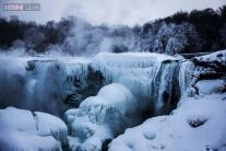 14 incredibly beautiful photos of a frozen Niagara Falls you won't believe aren't Instagrammed