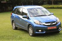 Mobilio: Honda's first MPV comes to India at Rs 6.49 lakh
