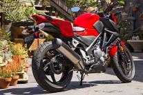 Unveiled: 2015 Honda CB300F