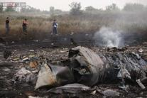In pics: Crashed MH17 Malaysian plane