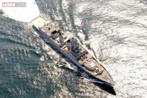 In pics: India's largest indigenously built warship INS Kolkata