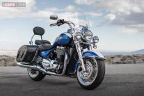 The Triumph Thunderbird LT comes to India