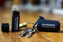 DrinkMate: A tiny breathalyser that connects to an Android phone to display your Blood Alcohol Content