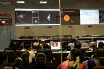 Photos: ISRO scientists celebrate as Mangalyaan enters Mars orbit
