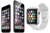 Apple Watch, iPhone 6, iPhone 6 Plus: Meet the bigger iPhones and Apple's first smartwatch