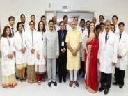 In pics: Sir HN Reliance Foundation hospital inaugural ceremony