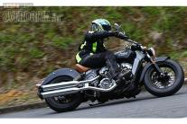 Indian Scout: First impressions