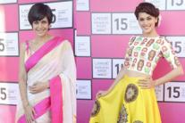 Mandira Bedi to Tapsee Pannu: Stars attend Lakme Fashion Week curtain-raiser