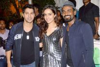Salman Khan, Hrithik Roshan attend Varun Dhawan and Shraddha Kapoor's 'ABCD 2'  success bash