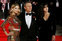 Photos: Prince William, Kate Middleton join Daniel Craig, Monica Belluci for the world premiere of 'Spectre'